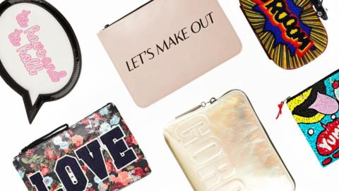 15 Wordy Bags You Need  | StyleCaster