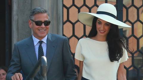 Tips For Stealing Amal Clooney's Style | StyleCaster