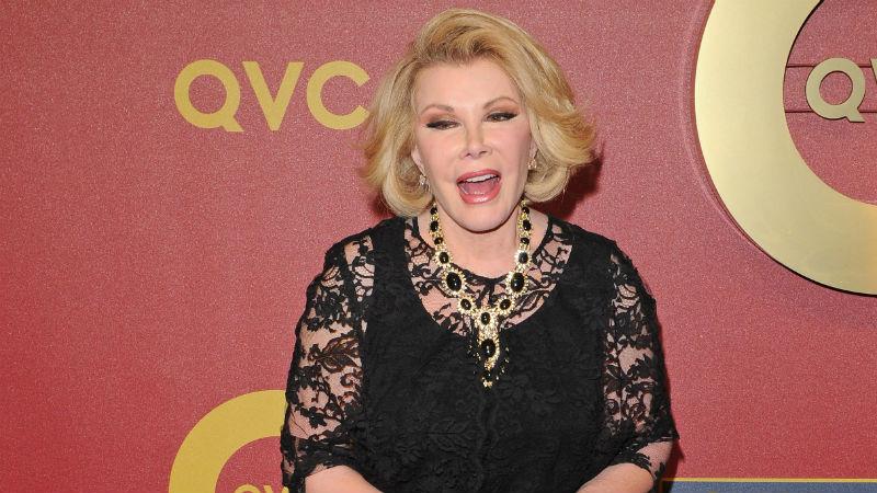 478988985 Joan Rivers Leaves Behind a QVC Fashion Line worth $1 Billion