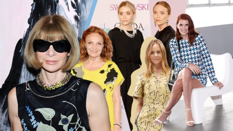 The 50 Most Powerful Women In Fashion | StyleCaster