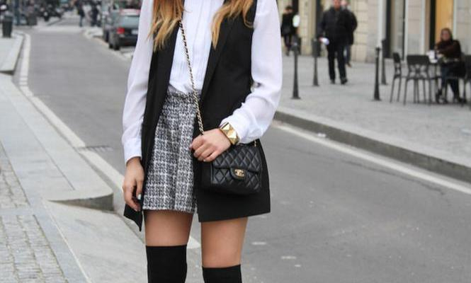 20 Ways to Dress Like a Schoolgirl Without Looking Like a Total Cliché