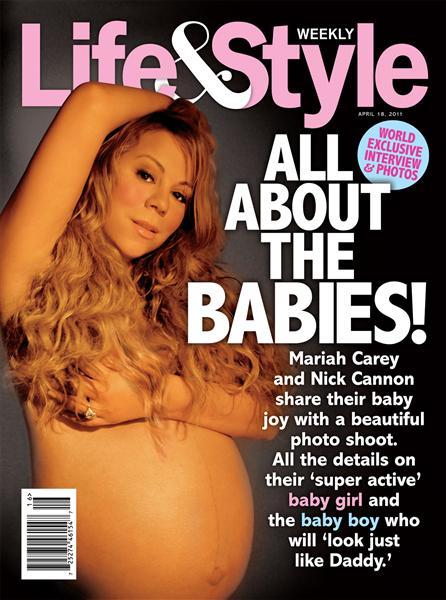 naked celebrities pregnant women