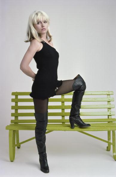 Blondie In Boots