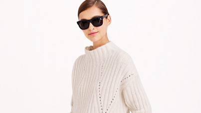 25 On-Trend Oversized Sweaters to Shop This Fall