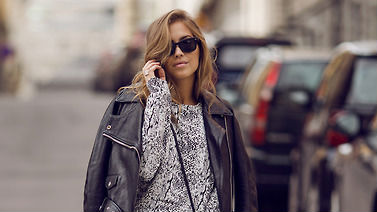 25 Ways to Style an Essential Leather Jacket