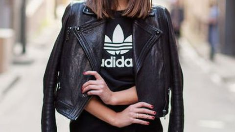 15 Ways to Style a Classic Adidas Tee  | StyleCaster