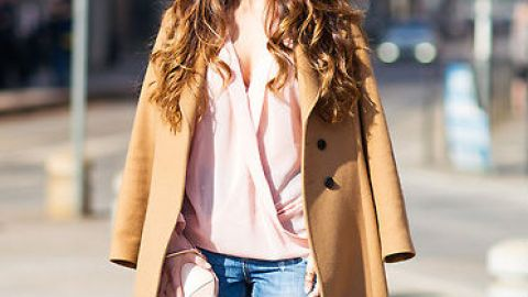 You Need a Camel Coat for Fall | StyleCaster