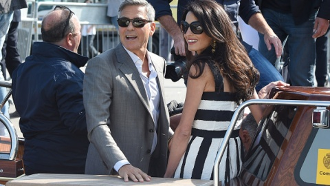 Amal Alamuddin Changed Her Name! | StyleCaster