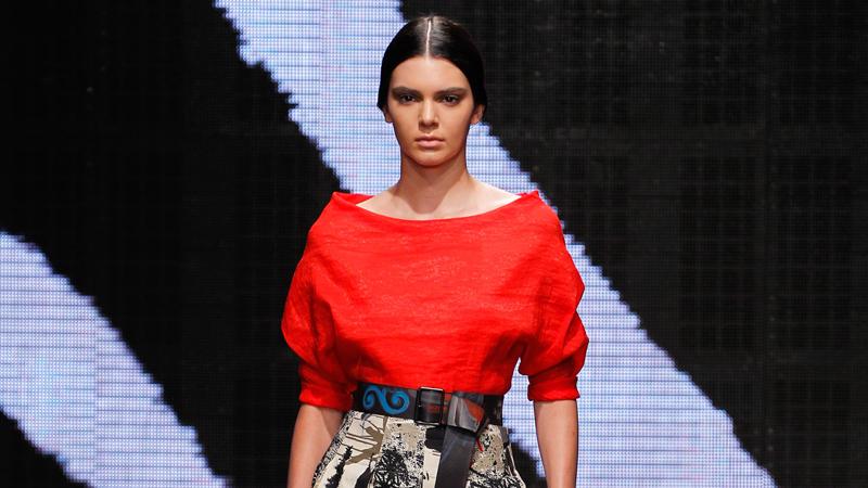 Donna Karan New York - Runway - Mercedes-Benz Fashion Week Spring 2015
