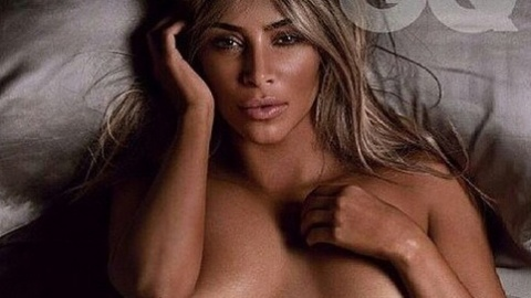 Kim K. is GQ's Woman of the Year | StyleCaster