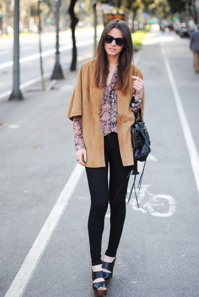 kimono trend 6 Summer Staples You Absolutely Can Wear in the Fall
