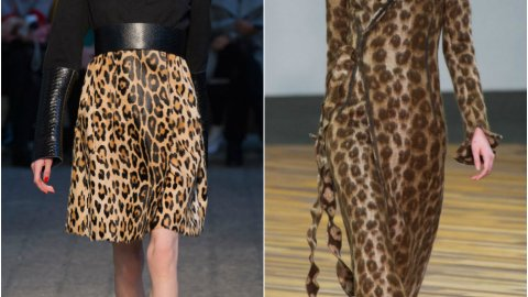 Fall 2014 Trend: Classic Leopard | StyleCaster