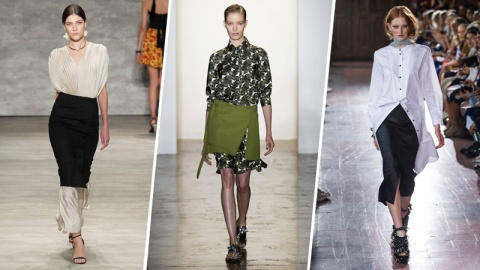 New Ways to Layer for Spring | StyleCaster