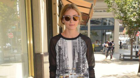 Olivia Palermo Wears a $40 Kohl's Top  | StyleCaster