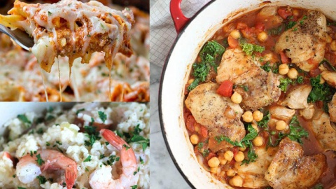 5 Insanely Easy One-Pot Dishes | StyleCaster