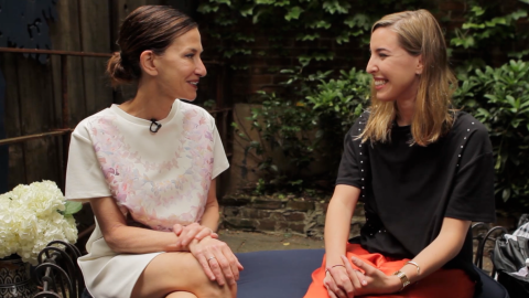 Cynthia Rowley's Advice to New Designers  | StyleCaster