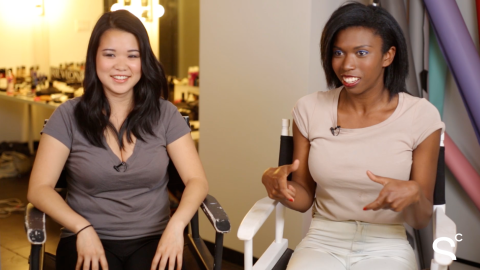 What a Rising Comedic Duo Learned | StyleCaster