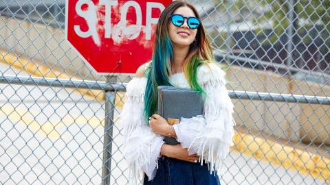 Street Style Photos by Justin Bridges  | StyleCaster