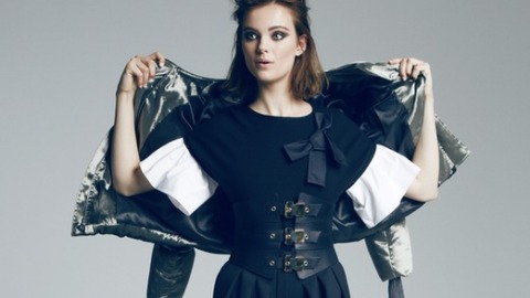 Fall Layers: A Fashion Editorial   StyleCaster