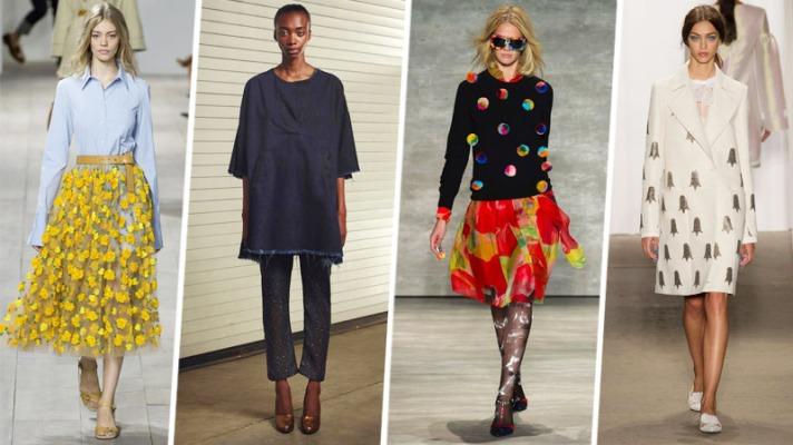 101 Pieces We (Really, Really) Want From New York Fashion Week