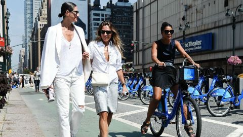 Street Style From NYFW!  | StyleCaster