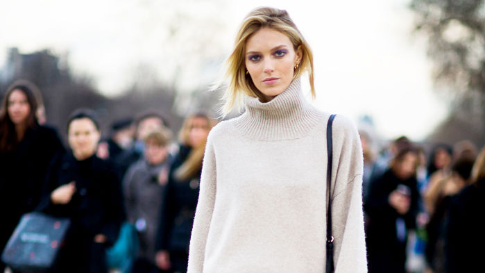 Turtleneck Sweaters Are Back! 25 Ways to Wear the Trend This Fall