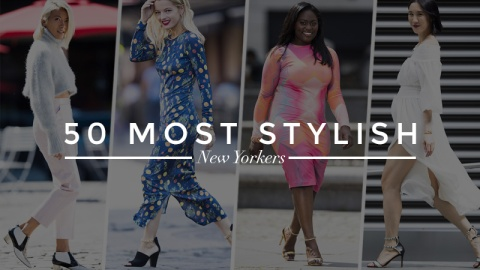 Watch NY's Most Stylish in Action! | StyleCaster