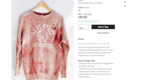 Urban Outfitter's Latest Gaffe   StyleCaster