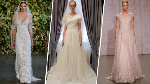 The Best of Bridal Fashion Week | StyleCaster