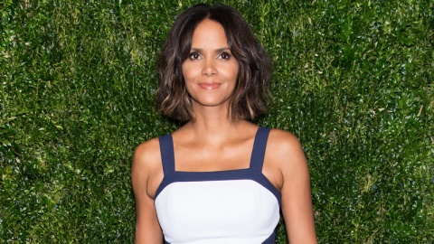 Halle Berry Launching Lingerie | StyleCaster