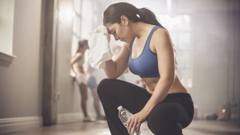 Why Women are Crying at the Gym   StyleCaster