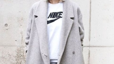 Why You Need a Grey Coat This Fall | StyleCaster
