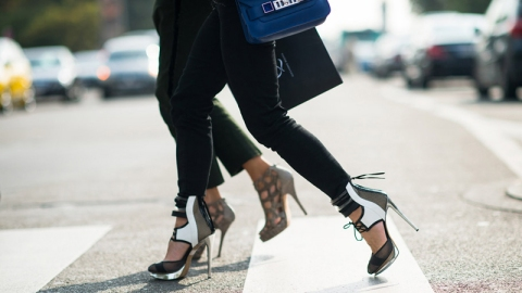 The Average Heel Height By State | StyleCaster