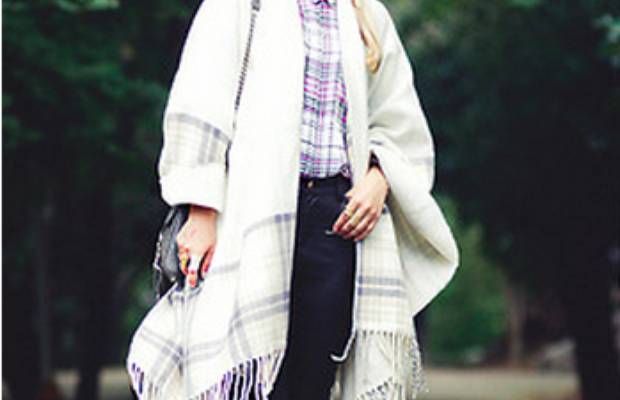 25 Chic Ways to Style a Cape This Fall