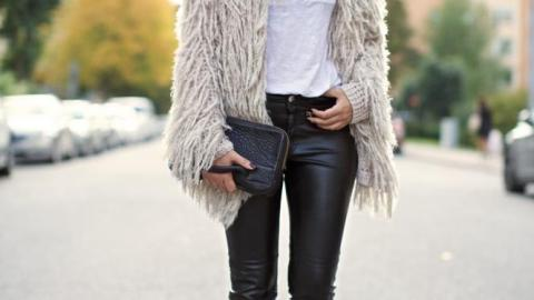 30 Ways to Style Leather Pants | StyleCaster