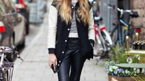 Got a Varsity Jacket? | StyleCaster