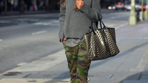 25 Badass Ways to Style Camo Pants  | StyleCaster