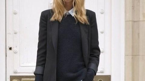 25 Ways to Wear a Black Blazer  | StyleCaster