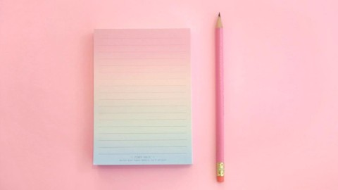 30 Cool Notepads You (And Your Desk) Totally Need | StyleCaster