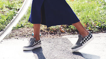 25 Ways to Pull Off Skirts and Sneakers—Without Looking Like an '80s Secretary