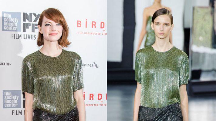 Celebrities Are Already Wearing Spring 2015 Runway Looks