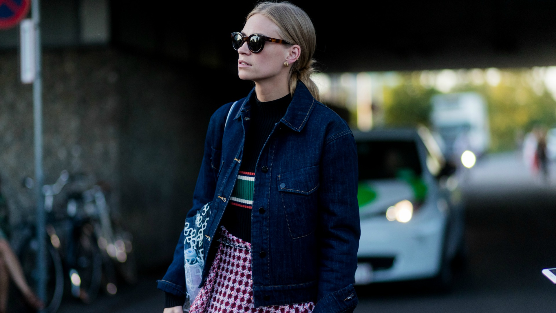 30 Ways to Wear a Denim Jacket — Because Denim Will Never Go Out of Style