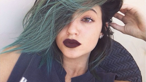 Kylie's 'Bored' with the Lip Talk | StyleCaster