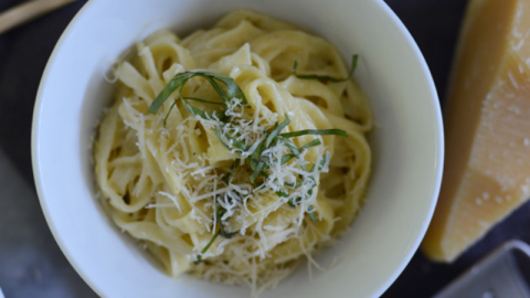 Is Reheated Pasta Healthier? | StyleCaster