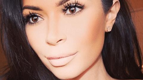 Kim Kardashian has a Doppelgänger! | StyleCaster