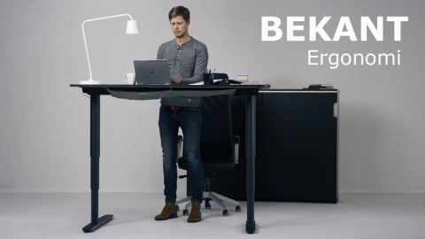 Ikea Wants You To Stand At Work | StyleCaster