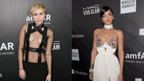 Holy Miley and Rihanna! | StyleCaster