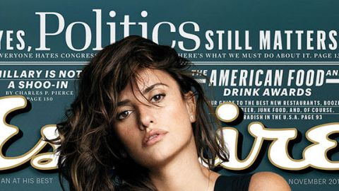 Penelope Cruz is Sexiest Woman Alive | StyleCaster