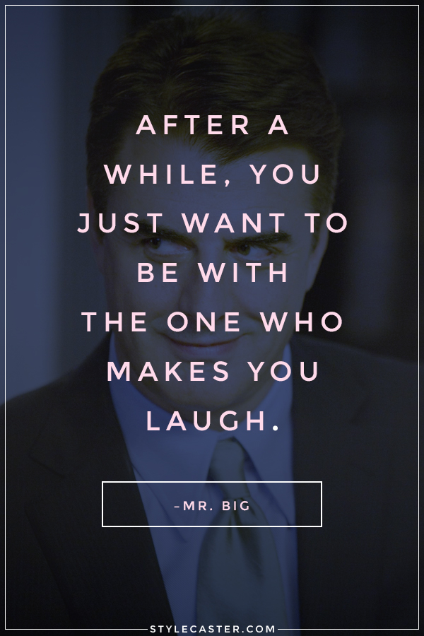 mr big quotes sex and the city