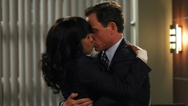 scandal 213 fitz olivia kiss 8 Crazy Good Sex Tips From Scandal